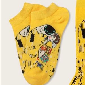 Artsy socks